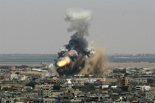 Schluss mit den israelischen Angriffen auf die palästinensische Bevölkerung!