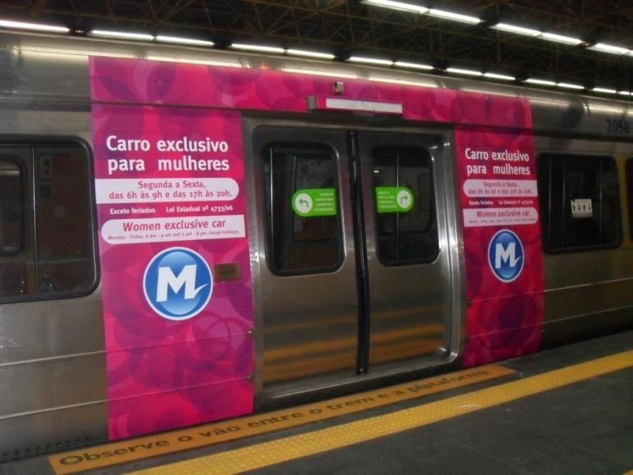 A luta das mulheres e o transporte público: um debate sobre os vagões exclusivos