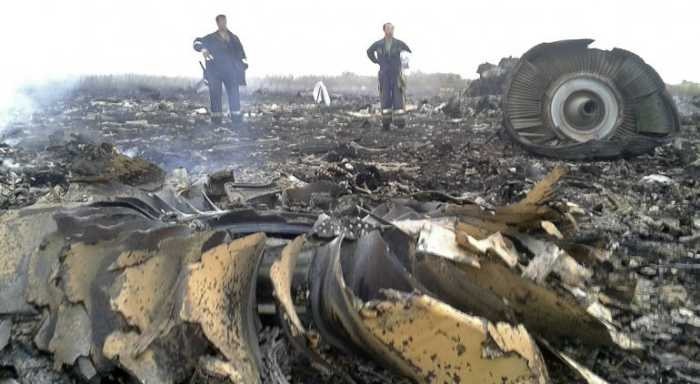 The consequences of the shooting down of the Malaysia Airlines airplane