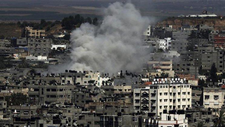 Querem uma trégua para dobrar os palestinos