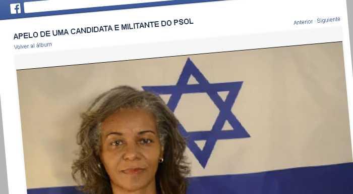 Brasil: El PSOL y la posición escandalosa de su candidata Solange Pacheco