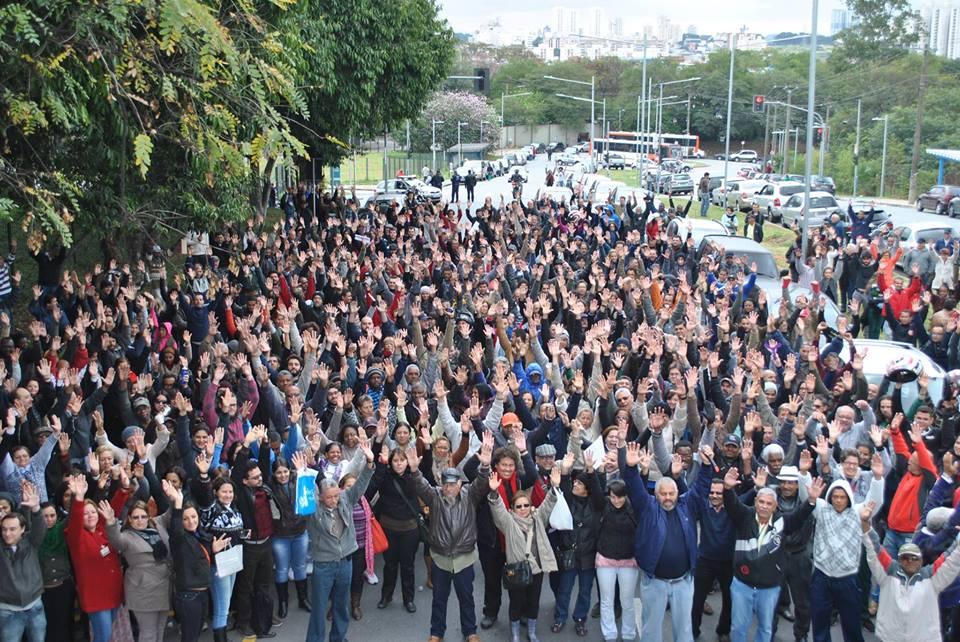 Huelga histórica de más de 60 días en la Universidad de San Pablo