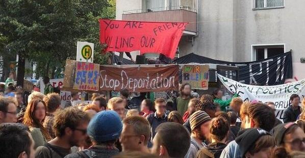 Gewerkschaften und Geflüchtete