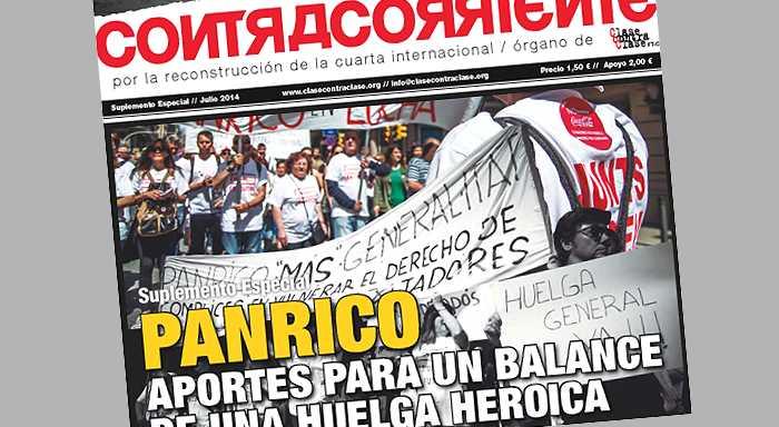 Panrico: Aportes para un balance de una huelga heroica