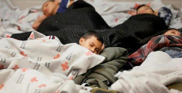 Estados Unidos: Crisis de niños migrantes