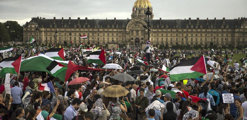 Francia: El despertar de la generación Gaza