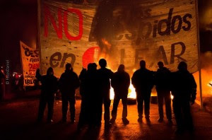 Saludo a los trabajadores de la autopartista LEAR en su lucha en defensa del empleo