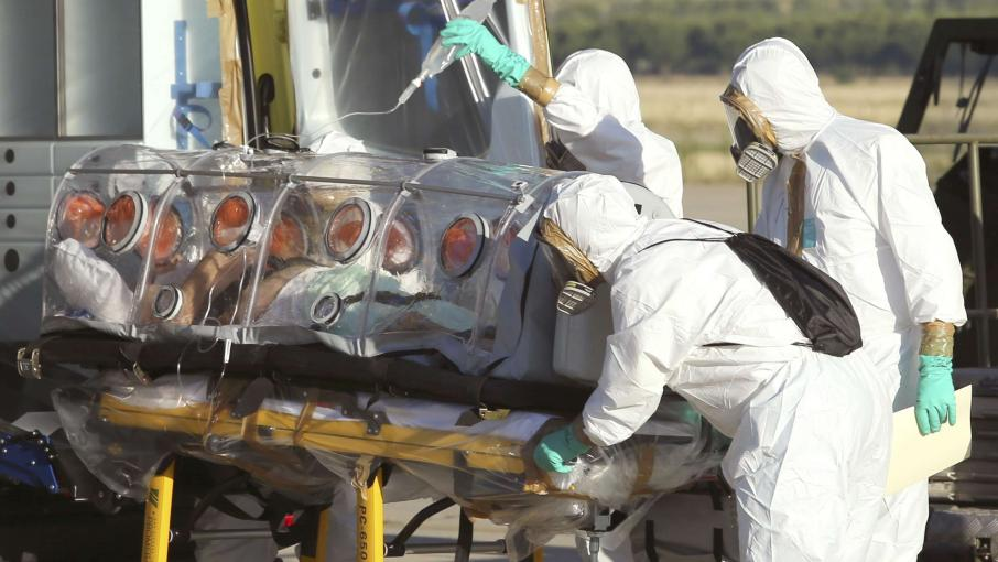 A crise do Ebola: Uma Herança do capitalismo e colonialismo.