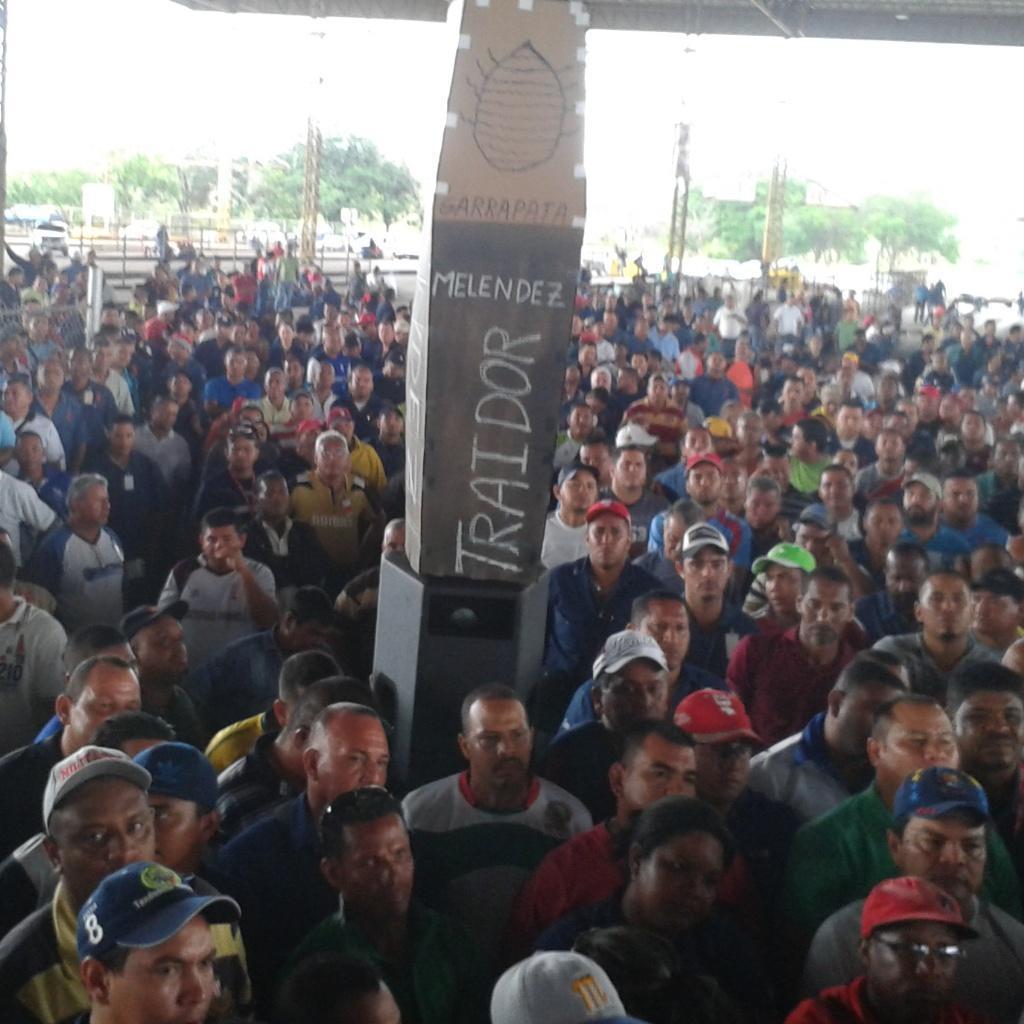 Madrugonazo: Trabajadores de Sidor traicionados por un sector del Sindicato