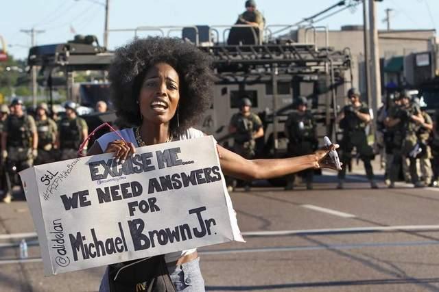 Ser jovem e negro continua sendo crime