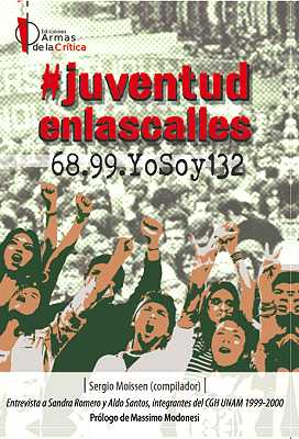 #juventudenlascalles