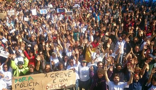 En una histórica asamblea, los trabajadores  refirman: ¡No nos rendiremos!