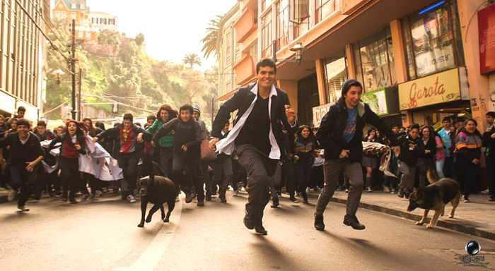 Chile: Contundente movilización estudiantil por la gratuidad