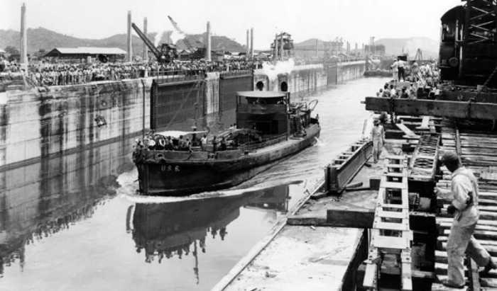 """El oscuro """"prontuario"""" del Canal de Panamá"""