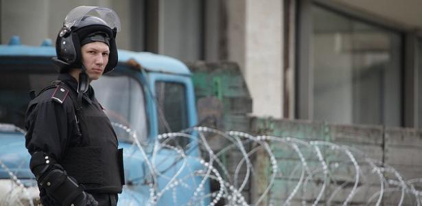 Die Reaktion herrscht in der Ukraine