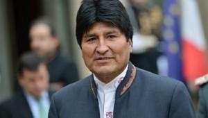Evo Morales busca su tercer mandato