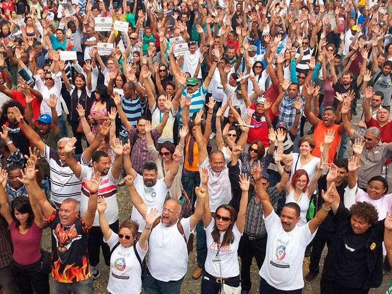 Noventa días de huelga en la Universidad de San Pablo