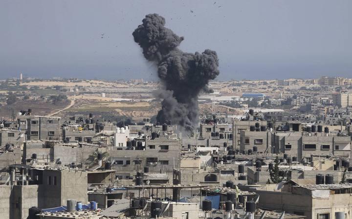 """Ganadores y perdedores de la operación """"Margen Protector"""" en Gaza"""