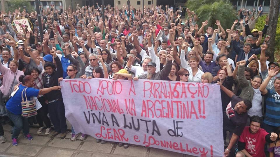 100 días de huelga en la Universidad de San Pablo