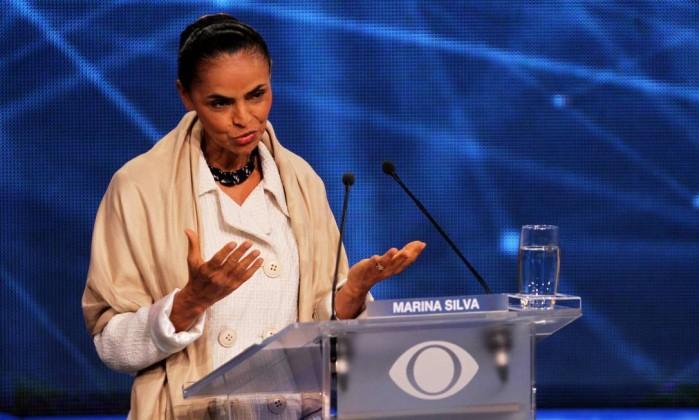 Marina Silva sube en las encuestas pero su sustentación aún es incierta