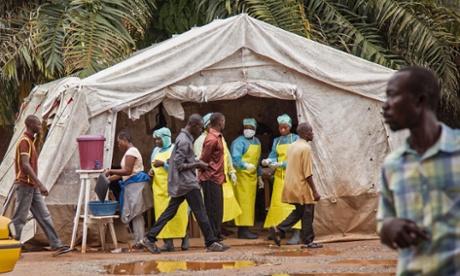 El ébola podría afectar a más de 20.000 personas