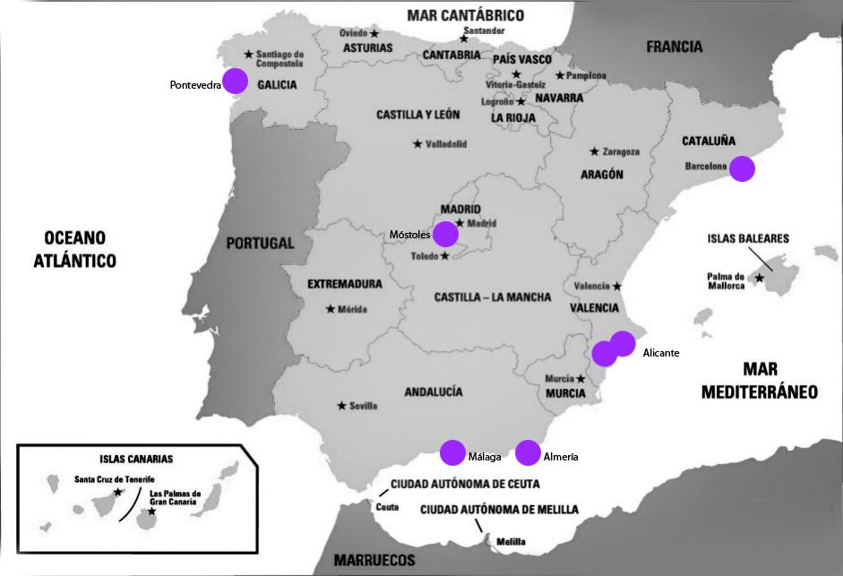 Estado español: 39 mujeres asesinadas en un año por violencia machista