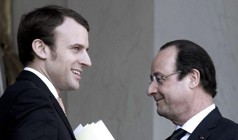 Hollande al gobierno, Rothschild al poder