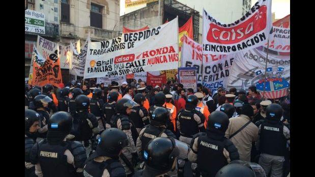 Nouvelle journée de grève générale en Argentine