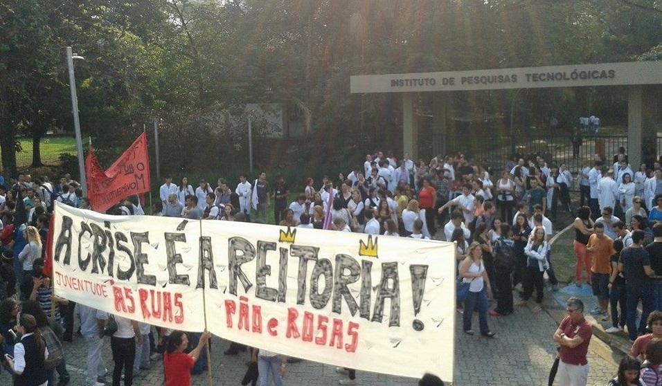 100 días de huelga en la Universidad de San Pablo: ¡no nos rendiremos!