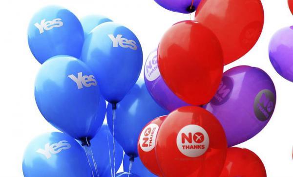 La izquierda británica dividida frente al referéndum en Escocia