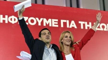 Syriza à l'épreuve du pouvoir