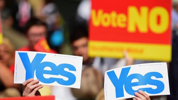 Escocia: la prueba decisiva