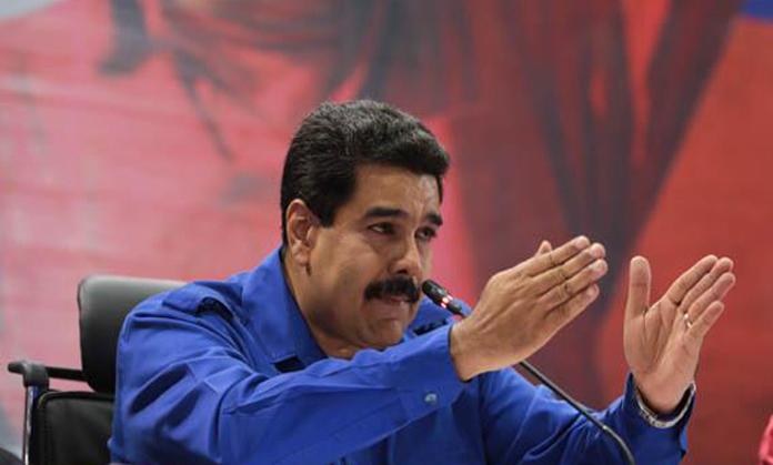 """Nicolás Maduro, listo para pagar """"hasta el último dólar"""" a los buitres"""