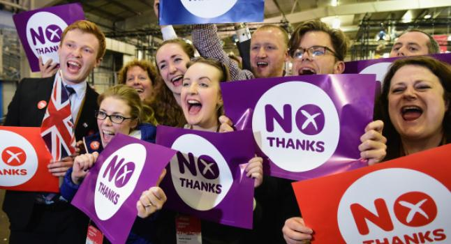 Escocia: el día después del Referéndum