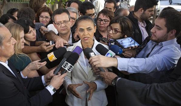 """O debate sobre a débil """"governabilidade"""" de Marina Silva"""