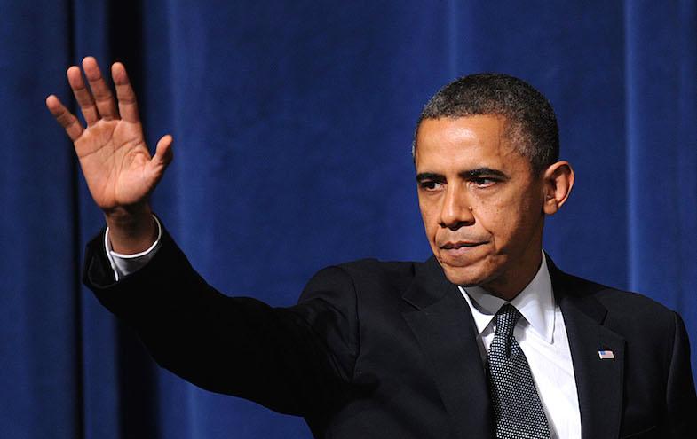 Obama: um presidente débil para tempos turbulentos