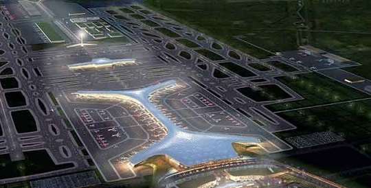 Detrás del mega aeropuerto hay despojo y catástrofe ambiental