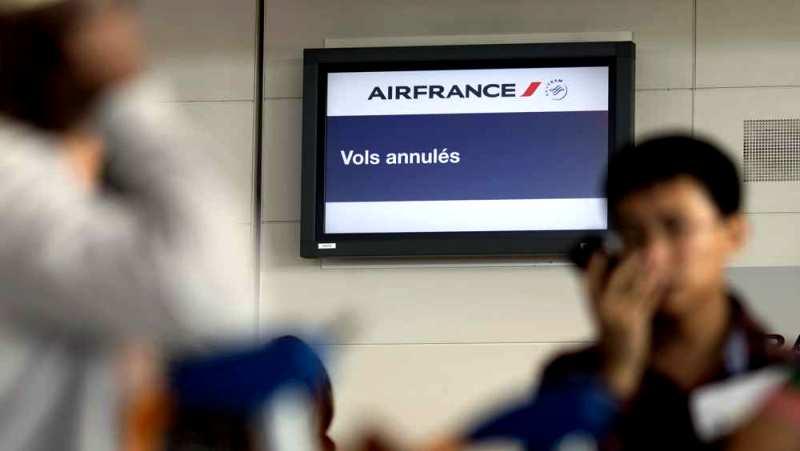 Grève des pilotes d'Air France: une lutte emblématique contre les délocalisations et la précarisation