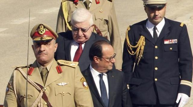 France: Hollande and one war per year