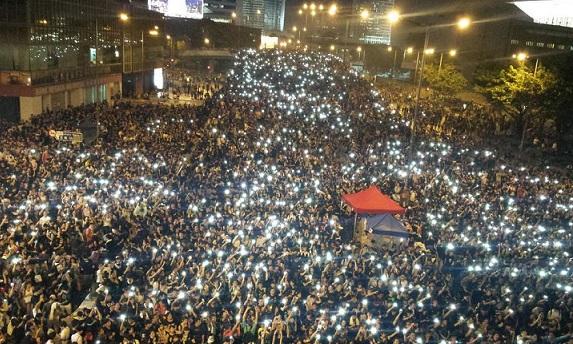 """Hong Kong y las posibles consecuencias de la """"revolución de los paraguas"""""""