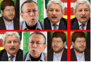 Hacia el tercer mandato de Evo, ¿quién es quién en la oposición?
