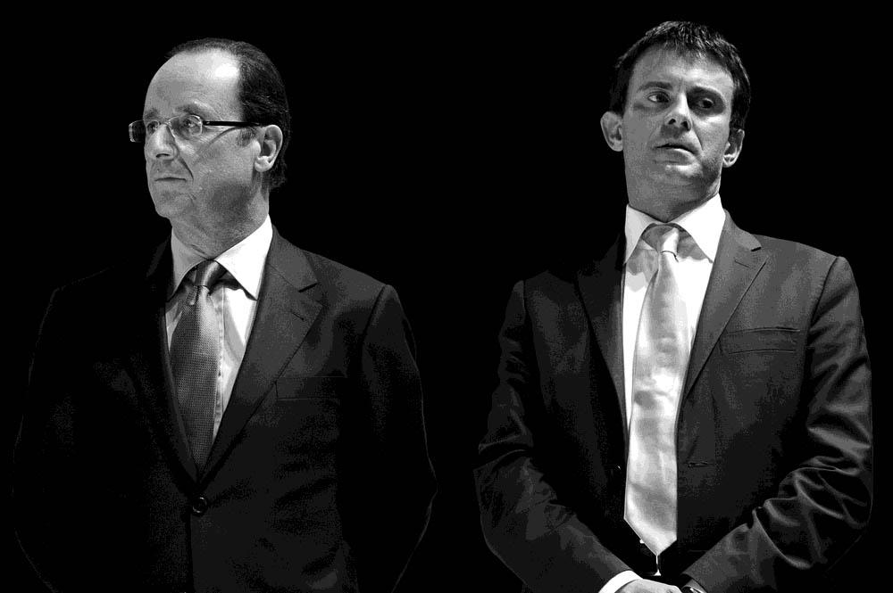 Une rentrée catastrophique pour Hollande