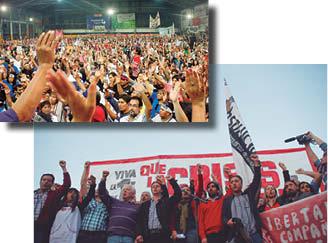 Realicemos un encuentro o congreso común basados en la independencia política de los trabajadores