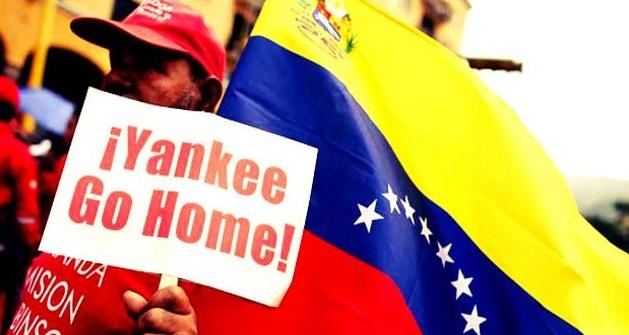La injerencia imperialista y la derecha venezolana