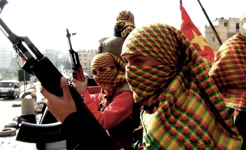Pour la défense de Kobanê et de tout le Kurdistan-Ouest!