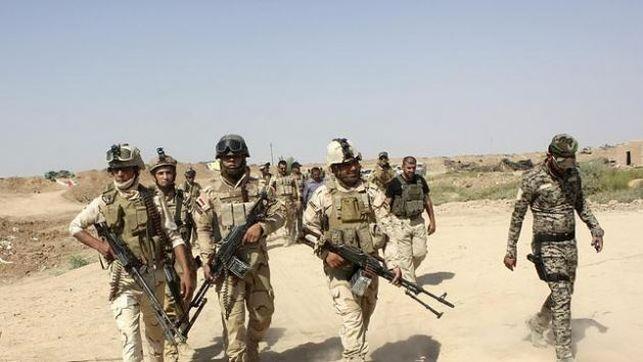 Kurdos contra el Estado Islámico