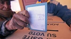 La idealización del voto nulo