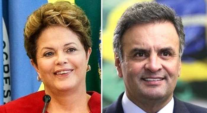 "Against the candidacies of Dilma and Aécio, vote ""null"". For a workers alternative."
