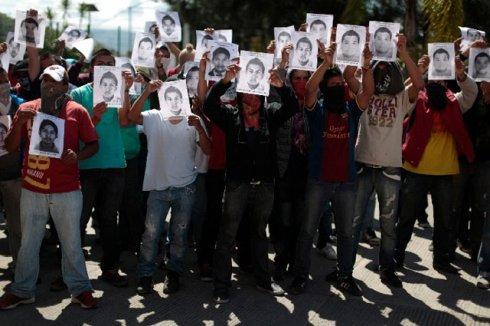 22 de octubre: jornada internacional por los 43 estudiantes desaparecidos