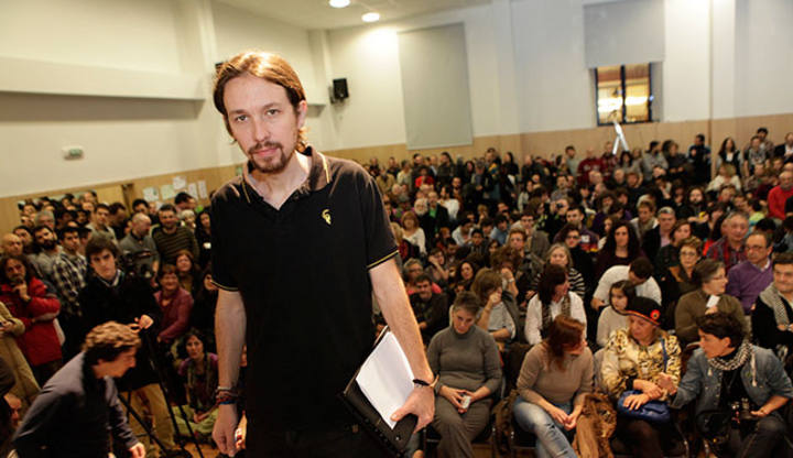 ¿Qué está en discusión en la Asamblea Ciudadana de Podemos?